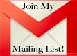 Join Newsletter Mary Gillgannon